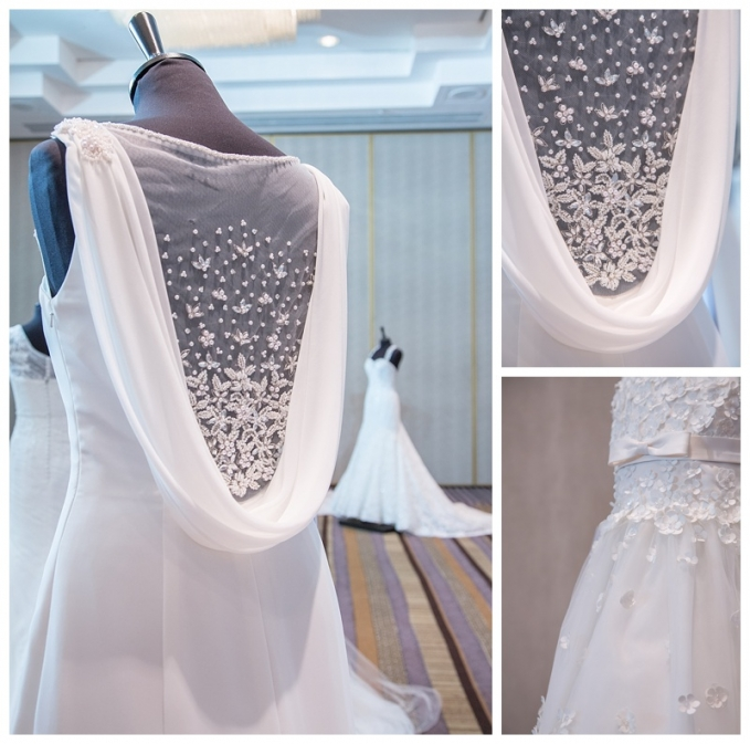 Wedding Dress Buying at Mark Lesley » Joanne Withers Photography