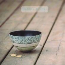 Ceramic Bowl by Debbie Barber