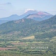 Volcanoes in Nicaragua