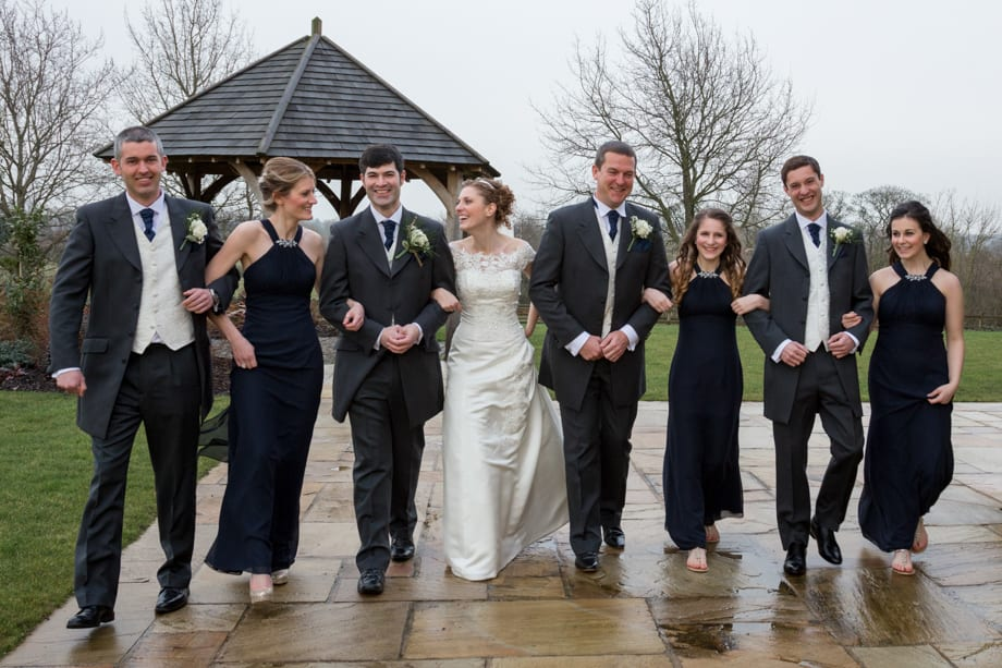 Joanne Withers Wedding Photography Mythe Barn